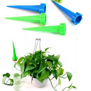 Hot Garden Automatic Watering Irrigation Kit Plant Flower Water Control 4PCS -