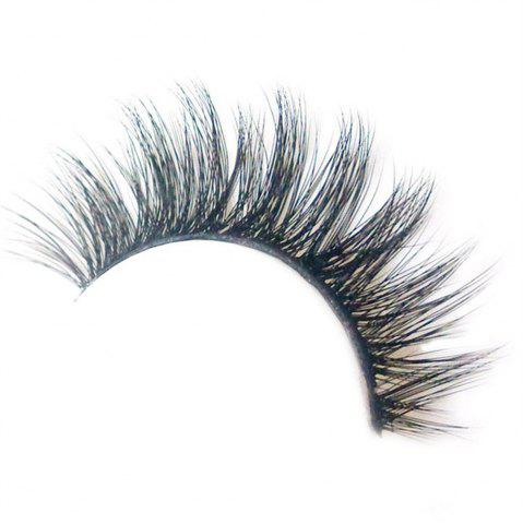 Sale 3 Pairs Set Eyelashes 3D Thick HandMade Full Strip Lashes