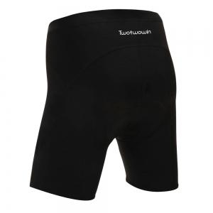 Twotwowin CK001 Women'S Cycling Shorts with 3D CoolMax Padded -