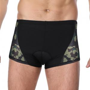 Twotwowin KK3 Men'S Cycling Underwear with 3D CoolMax Padded -