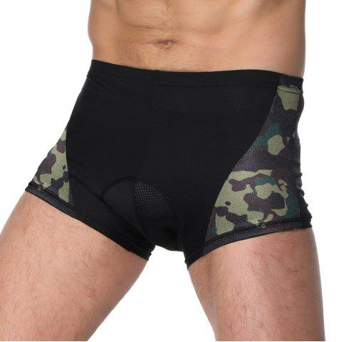 Buy Twotwowin KK3 Men'S Cycling Underwear with 3D CoolMax Padded