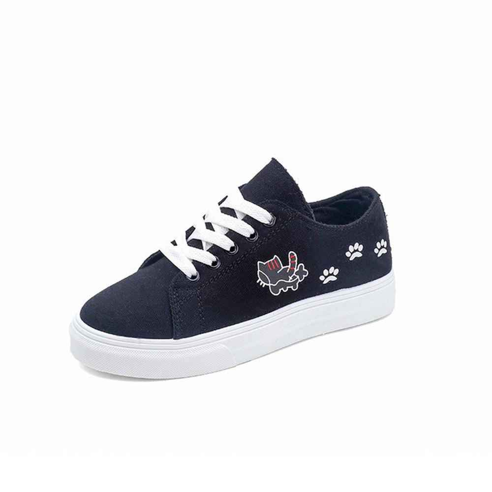 2018 New Sports Flat All-Match Chaussures en toile