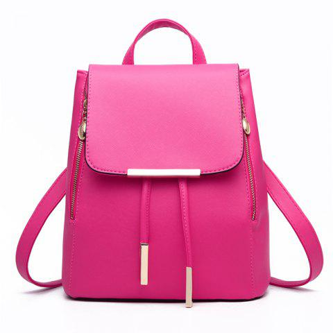 Fancy Fashion Cute PU Leather Women Backpacks