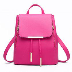 Fashion Cute PU Leather Women Backpacks -