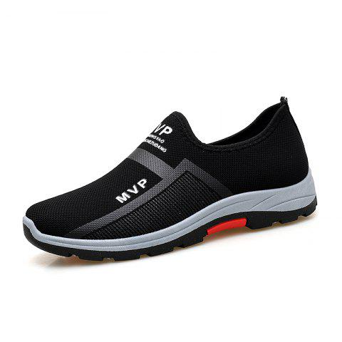 Hot ZEACAVA Men's Fashion Casual Lace Up Sports Shoes
