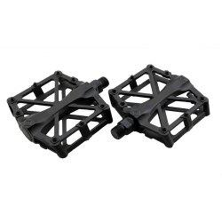 A Pair Of Super Light Antiskid Mountain Bike Aluminium Alloy Pedals -