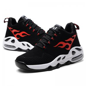Flame Cushion Fashion Sneakers -