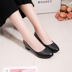 Heiseqian And Professional Single Shoes -