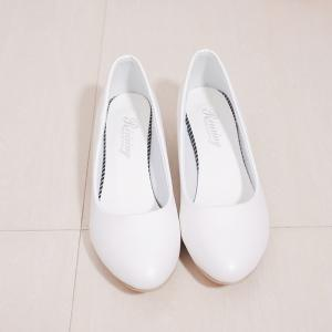 Heiseqian And Professional Single Shoes - White 40 in China for sale clearance clearance store clearance for cheap elXPU