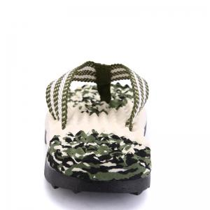 Digital Camo Massage Men's Slippers -