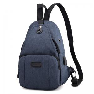 Backpacks USB Charging Men Laptop Bags Fashion Male Travel Backbag -