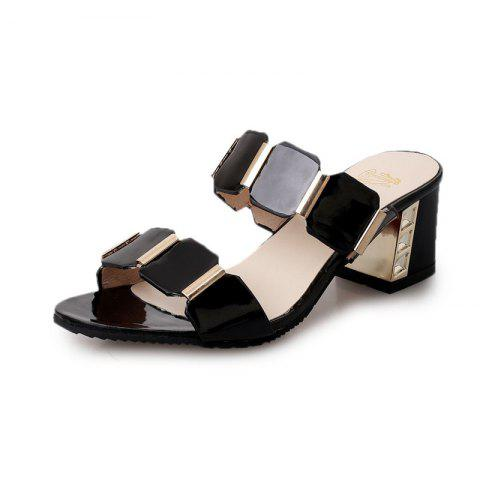 Les tongs Fish-mouth Sandals