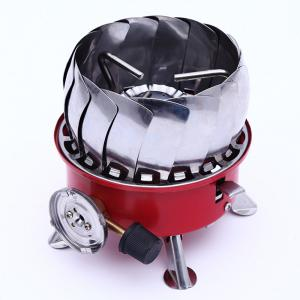Outdoor Air Proof Creative Lotus Picnic Camp Stove -