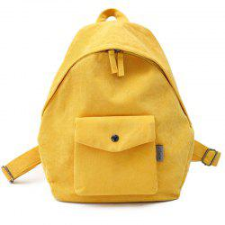 Simple Large Capacity Casual Travel Backpack -