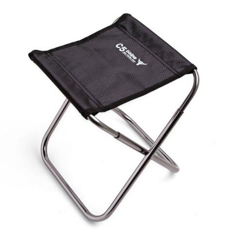 Unique Aluminum Alloy Outdoor Folding Chair Fishing Stool