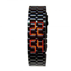 Stainless Steel Men Digital Watches -