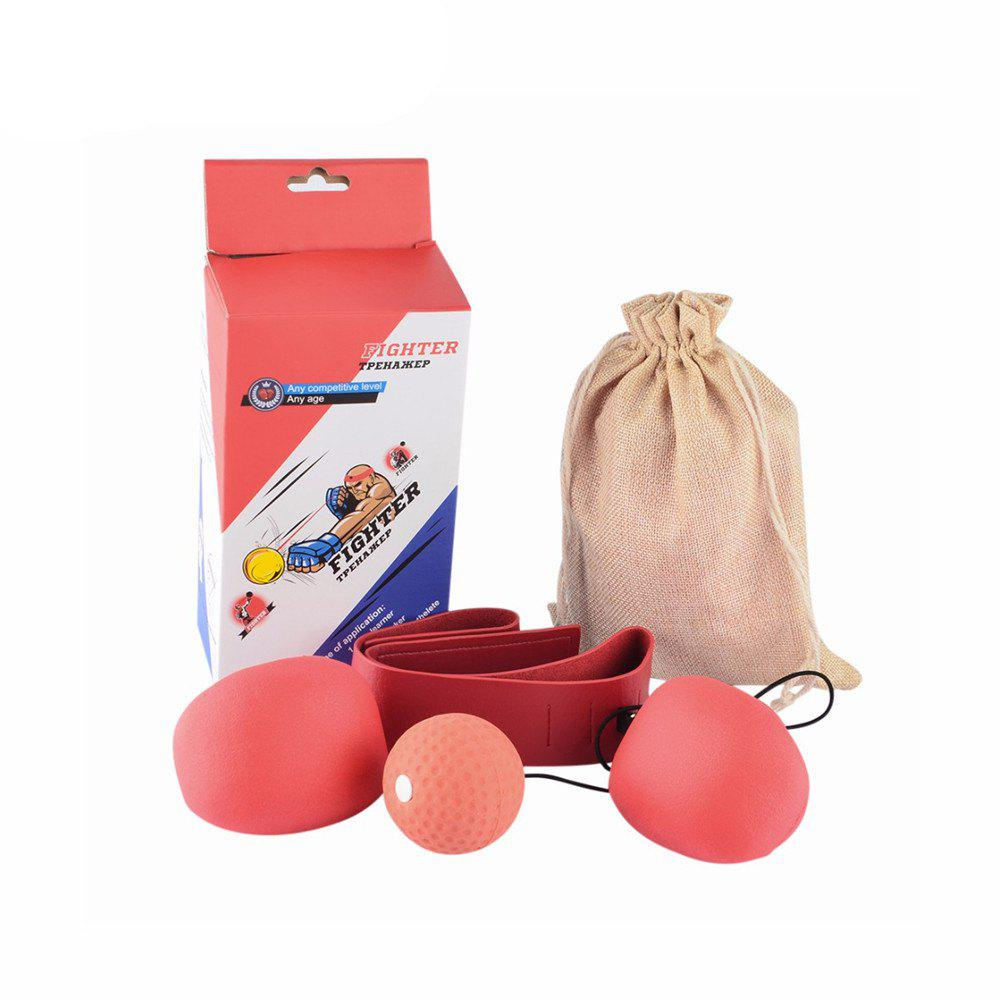 New Boxing Speed Ball Set Reactivity Awareness Training  Speed Ball for Fighting