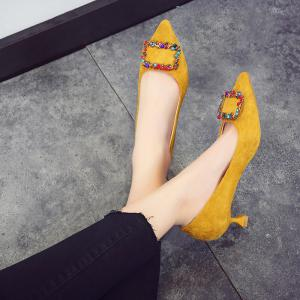 Chaussures Spike Low Heelswater Drill pour chat et fille -