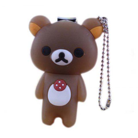 Discount New Portable Cartoon Bear Nail Scissors Manicure Tool