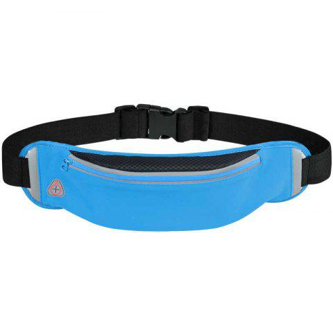 Affordable Waterproofed Breathable Waist Bag for Outdoor Sports Mountaineering Running