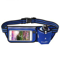 Waist Bag for Outdoor Sports Mountaineering Running Water Kettle -