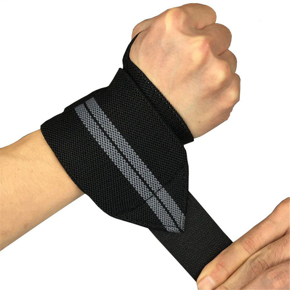 Outfits 1PCS Adjustable Wristband Elastic Wraps Bandages for Weightlifting Powerlifting