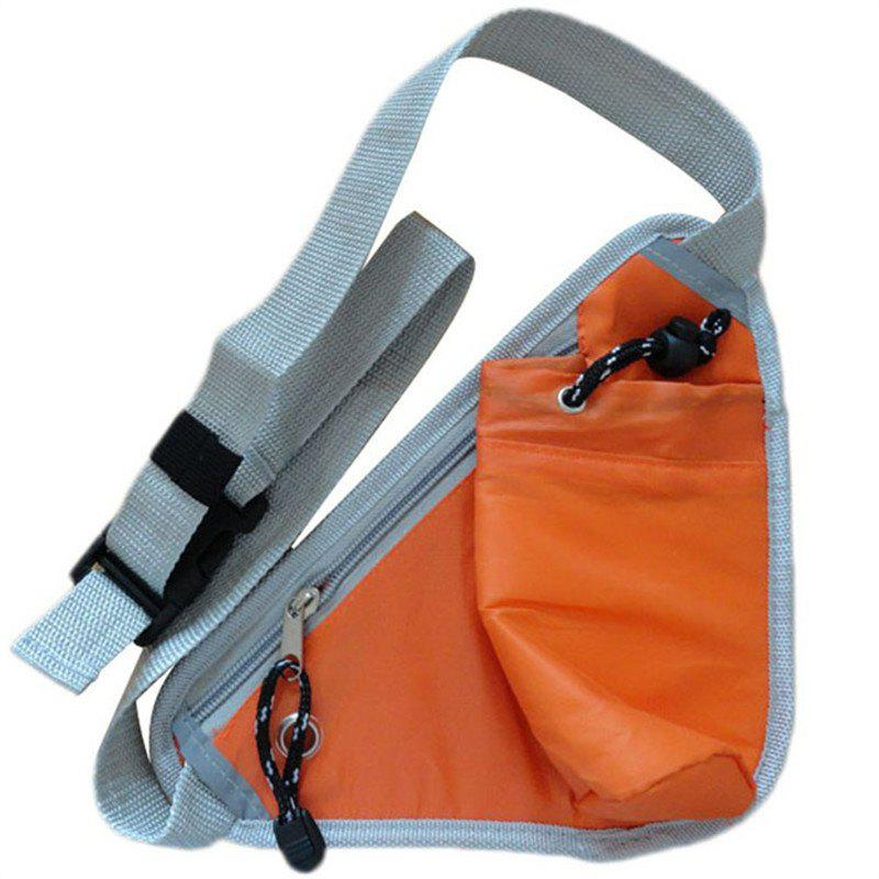 Shops Triangle Portable Multi-functional Waterproof Outdoor Sports Pockets