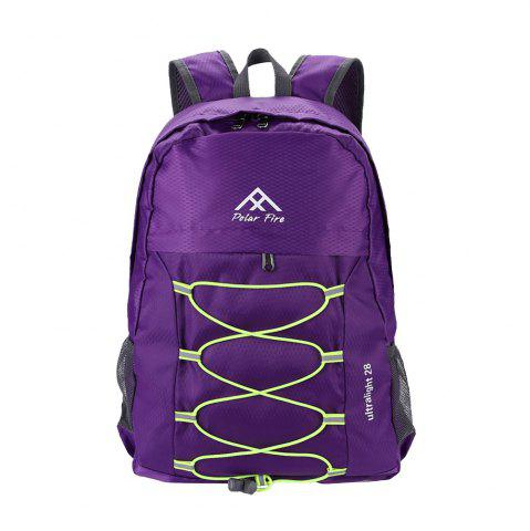 Shops PolarFire Outdoor Travel Camping Backpack Water Resistant Foldable Bag