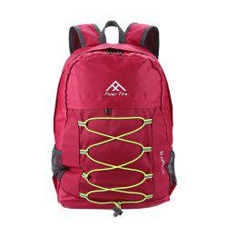 PolarFire Outdoor Travel Camping Backpack Water Resistant Foldable Bag -