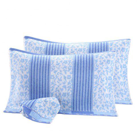 Outfits Cotton Jacquard Student Pillow Towel