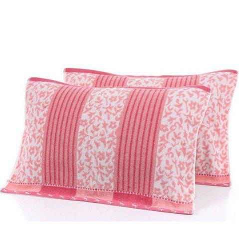 Discount Cotton Jacquard Student Pillow Towel
