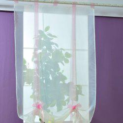Fashionable Simple Pure Color Roll Shade Curtain -