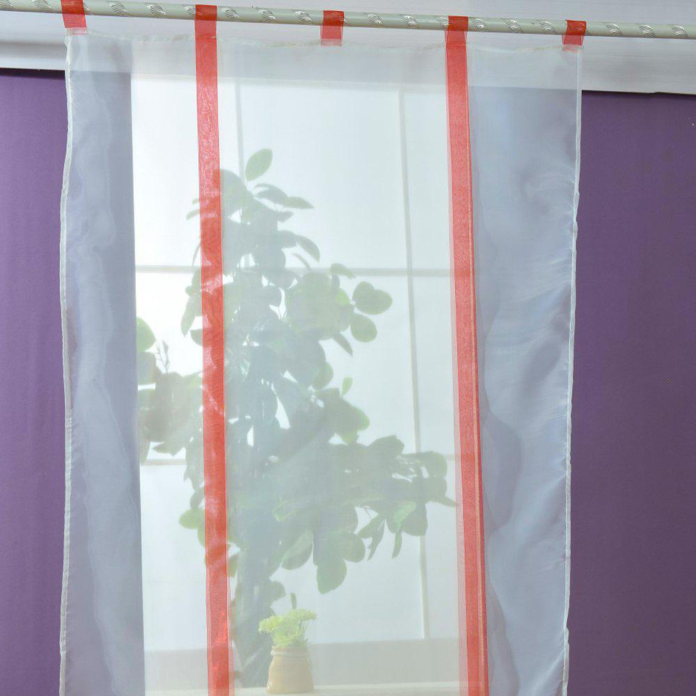 Online Fashionable Simple Pure Color Roll Shade Curtain