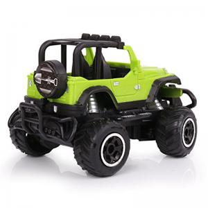 1:43 Remote Control Off-road Vehicle SUV Toy -