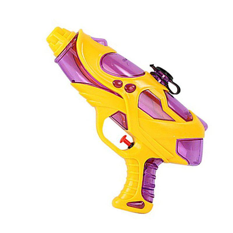 Trendy Large Capacity High Pressure Long Range ABS Squirt Water Pistol Toy