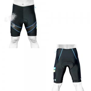 Twotwowin CK80 Men's Cycling Shorts with 3D CoolMax Pad -