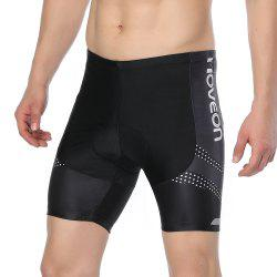 Twotwowin CK89 Men's Cycling Shorts with 3D CoolMax Pad -