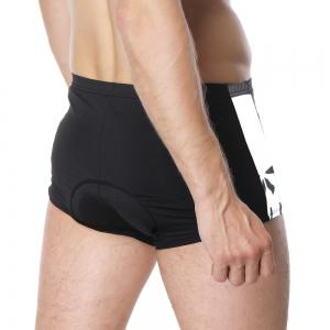 Twotwowin KK2 Men's Cycling Underwear with 3D CoolMax Pad -