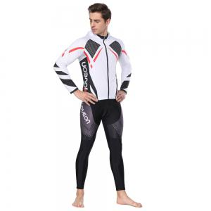 Twotwowin CMSP1 Men's Hoodie Cycling  Suit Jersey  Pants -