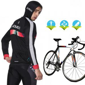 Twotwowin CMSP7 Men's Hoodie Cycling Suit Jersey  Pants -