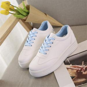 2018 New Comfortable All-match Thick Bottom Students Leisure Shoes -
