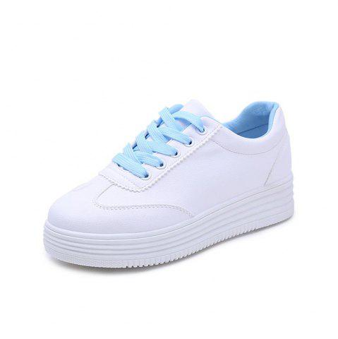Fancy 2018 New Comfortable All-match Thick Bottom Students Leisure Shoes