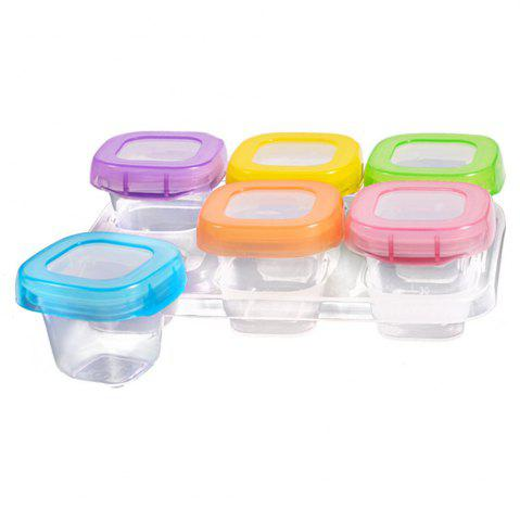 Best Baby Blocks Freezer Storage Containers
