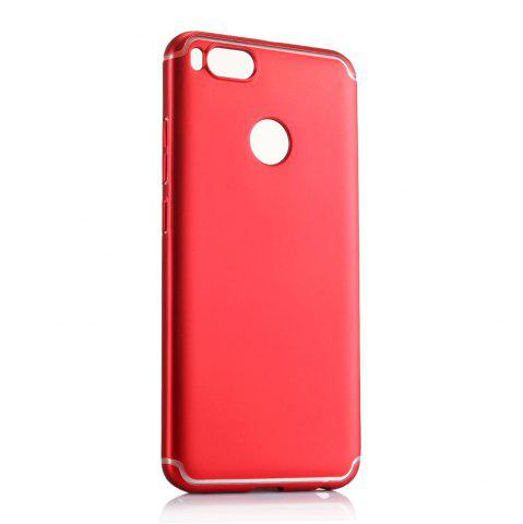 Chic Cover Case for Xiaomi 5X New Turnkey Ultra-thin Injection with PC Following Art