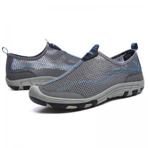 free shipping pay with paypal ZEACAVA Men Honeycomb Mesh Quick Drying Upstream Shoes Casual Beach Shoes cheap wholesale price free shipping release dates great deals cheap price aXopyq