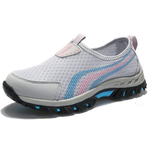 New Men Casual Fashion Mesh Outdoor Breathable Shoes