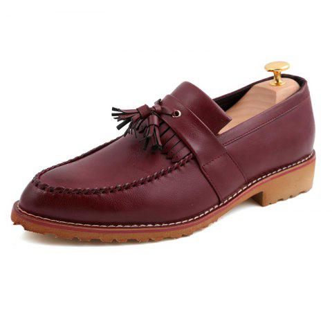 Affordable Men Casual Fashion Business Leather Shoes