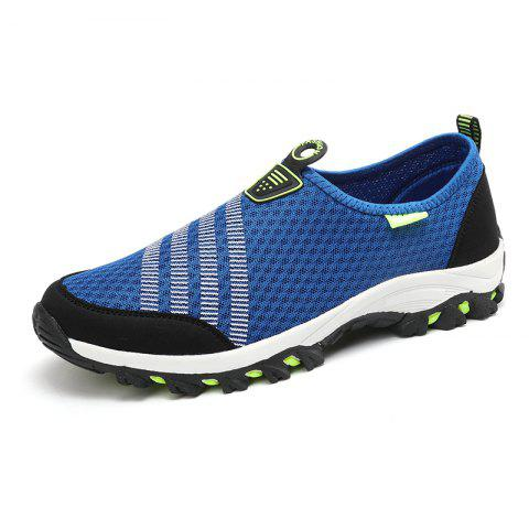 New Men Casual Fashion Mesh Breathable Shoes