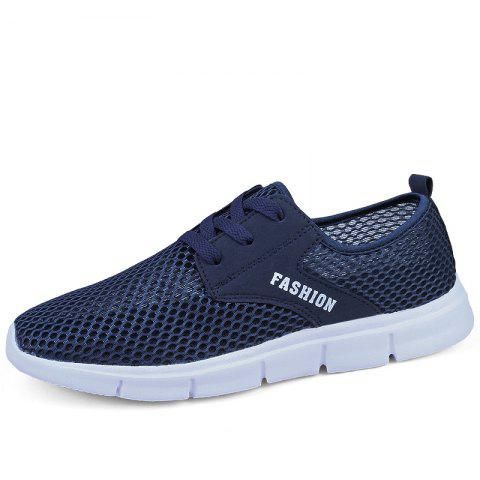 New Lightweight Breathable Mesh Beach Shoes Comfort FlatsSneakers