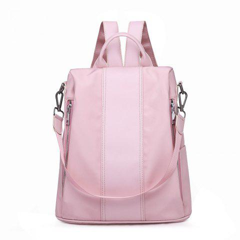 Trendy All-match Large Capacity Casual Backpack